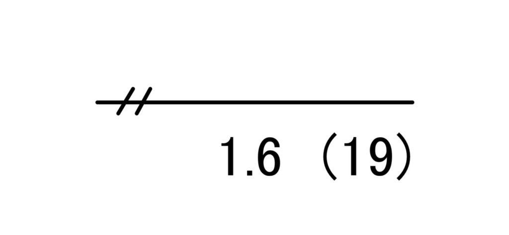 IV1.6×2本鋼製電線管19