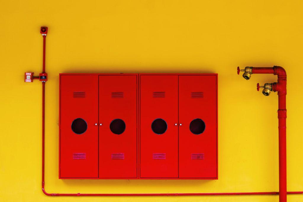 屋内消火栓の設置基準や緩和条件