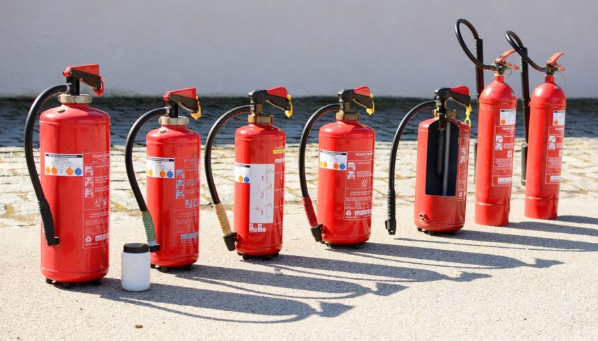 消火設備の種類【設置基準や図面記号、役立つ資格も解説】
